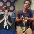子猫から成猫へ~写真で見比べよう!!