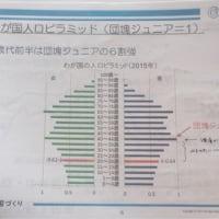 最近よく話をするデータ「団塊ジュニア=1」