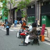 KAMEYAさん教室と吉田町アート&ジャズフェスティバル