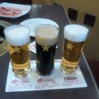 雪の仙台ビール園でつ♪