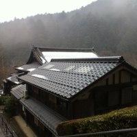 京都・雨の大原の里