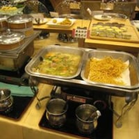 ★★★ Horai Honkan (Lunch buffet, Chinese) 1250 JPY/ 1 Person