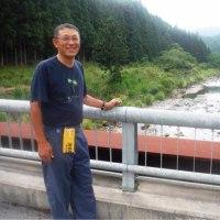 貴志川の見回り