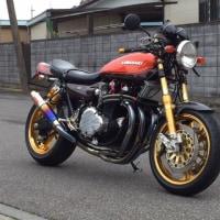 オートバイ高価買取 ブルドック kawasaki Z-1