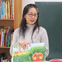 2017年2月15日(水)絵本わくわくコース・松田素子さんの授業内容