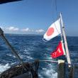 7月21(金)☀️銚子港から千倉漁港73マイル。