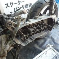 アドレス110 エンジン修理 依頼が来ました!