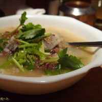 優しく白いスープ系 - 浅草/ぽらむ -