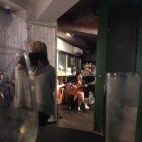 セヴァン君のさよならパーティーとライブ Sevan Sayonara Party and Yoko's live music concert