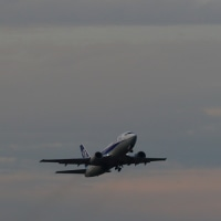 飛行機撮影チャレンジ A地点