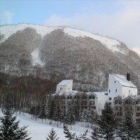 恒例のスキーツアー 4