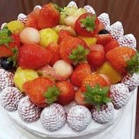 ★部下の誕生日ケーキ☆