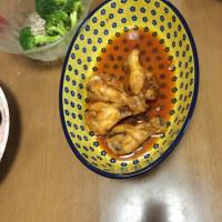 連日の息子と食べる夕飯