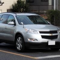 Chevrolet Traverse 2009-����������å���ʿ�����SUV�����ܥ졼 �ȥ�С���