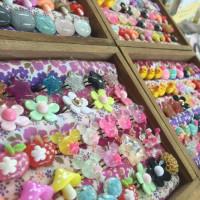 【お礼と報告】ひかり幼稚園バザー 2016/10/22 ハンドメイド アクセサリー コットンパール