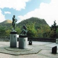 湖畔の宿(昭和15年) (2)「 山の淋しい湖」は何処の湖か