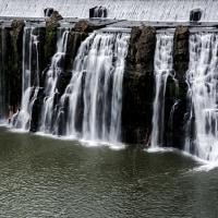2017 沈堕の滝 (圧倒的な瀑布が目の前にあった) 《大分県豊後大野市大野町》