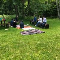 6月17日(土)「山の喫茶店decoy」ワークショップ 〜その2〜