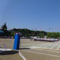 小学校の運動会風景2