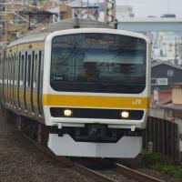2017年6月27日 総武線  平井 E231系C506編成