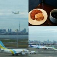 札幌へ向かいます