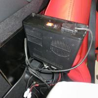 IC-700,SD330,SDC-1,外部キーパッドS660へ設置 レポート
