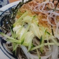 1st ロット_1@新横浜・戸隠 で 和風マヨネーズそば