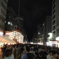 2016年祇園祭 宵々山