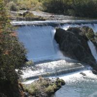 北海道の滝「ピョウタンの滝」