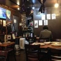 居抜き店舗4.日本橋茅場町一階9.5坪カフェ・バー。