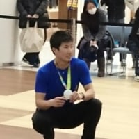 番外編:桐生選手のかけっこ教室