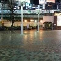 2017年を迎えた新宿。