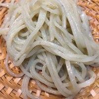 東京あきる野市のそば屋いぐさ、変わり蕎麦