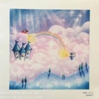 スカイプ講座 「雲の上のお城」