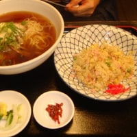 中華と焼肉