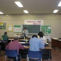 川崎地区で夏まきブロッコリー栽培講習会が開催されました