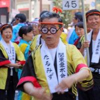 渋谷で鹿児島おはら祭 わっぜ楽しかった〜