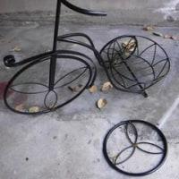 自転車風の台