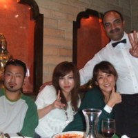 ☆B.MOLEのカレーパーティー☆3
