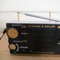 「古いラジオ DYNAMO&SOLAR」を買取させていただきました。