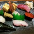 美登利寿司でお祝い