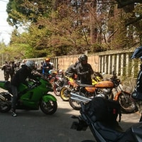 バイク乗りのお宮