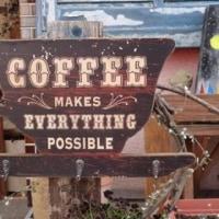 カフェ・・・はじめました