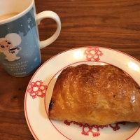 念願のアップルパイ I longed this apple pie