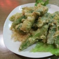 天ぷらと寿司