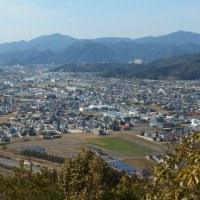 眺望の面貌山