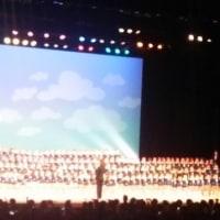 年長のリコーダや最後の全園児の歌のところでは私でも、涙を抑えることが出来なかったくらいです。