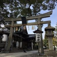 >京都十六社巡り・新熊野神社・祭神・伊邪那美命を始め12社の神々・