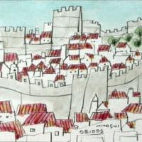 1146.オビドスの町並み