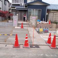 門扉周辺工事 3